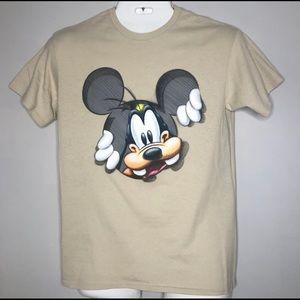 DISNEY Goofy Front & Back Graphic T-Shirt